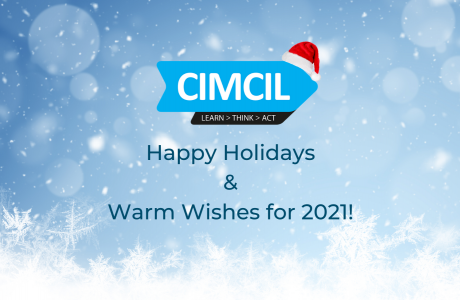 Happy Holidays & Warm Wishes for 2021!