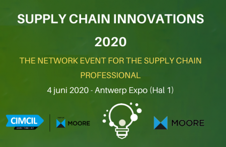 Supply Chain Innovations 04/06 - Antwerp Expo