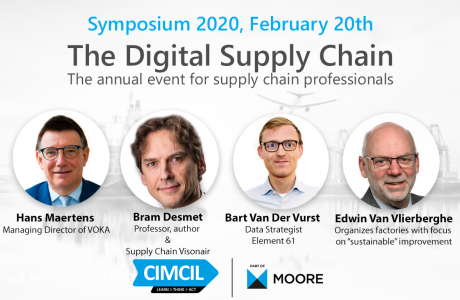 CIMCIL Symposium 20/02- The Digital Supply Chain